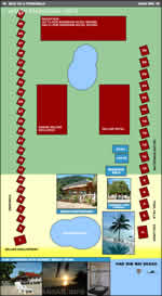 RESORT MAP