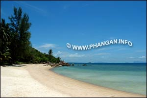 Had Son - Secluded Private Beach, Koh Phangan