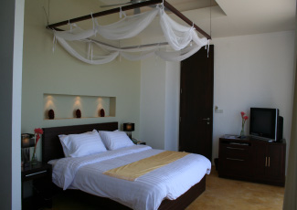 Chic & Modern Setting Inside All Suites & Rooms