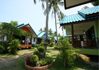 Standard Bungalows at Phangan Great Bay