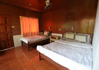 DELUXE SEAVIEW BUNGALOW AT VENUS RESORT