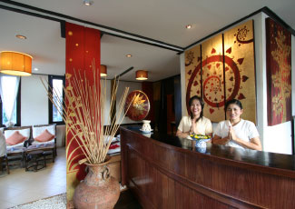 Chidaraya Spa at Baan Talay Guesthouse