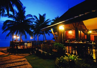 Beachfront Restaurant