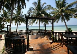 Dolce Vita Italian Restaurant Terrace