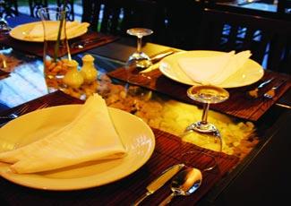 Blue Ocean Garden - Italian Restaurant