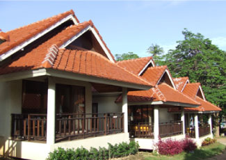 Bungalows at Fairyland Club Resort