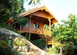 SUPERIOR AIR-CON BUNGALOWS WITH VIEWS