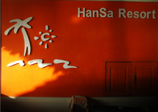 WELCOME TO HANSA RESORT