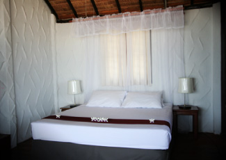 COSY BUNGALOWS AT HANSA RESORT