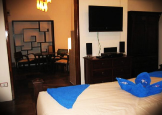 FULL AMENITIES INSIDE BEDROOM