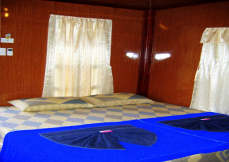 CLASSIC AIR-CON BUNGALOW WITH 1 DOUBLE BED