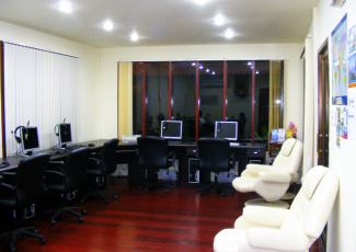 INTERNET CAFE AT SMILE BEACH RESORT