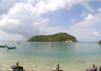 Koh Ma and Haad Mae Haad Beach