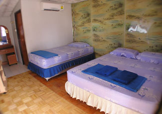Superior Air-Con Rooms at Royal Orchid