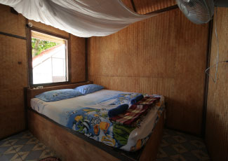 SEA VEIW BUNGALOW WITH 1 DOUBLE BED