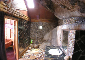 BIG ROCK BATHROOM