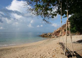 PRVATE BEACH AT BOUNTY RESORT