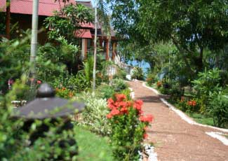 BOUNTIFUL GARDEN AT BOUNTY RESORT