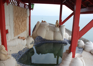 SEAVIEW OUTDOOR JACUZZI
