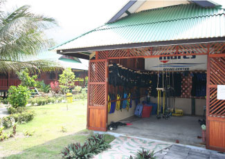 THE DIVE SHOP AT DREAMLAND RESORT