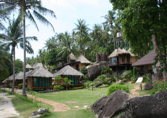 FAMILY GARDEN & SEA VIEW BUNGALOWS