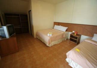 SEA-VIEW AIR-CON BUNGALOWS WITH 2 BEDS (1D/1S)