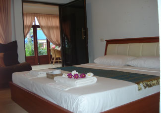 ONE BED ROOM VILLA