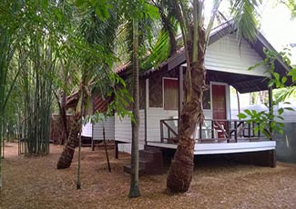 Standard Air-Con Bungalow Inside