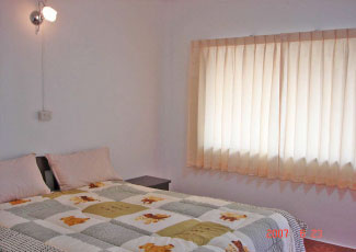 DELUXE BUNGALOW WITH A DOUBLE BED