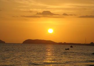 ENJOY SUNSET VIEW