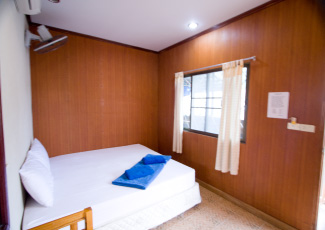 Air Con Room with 1 Double Bed