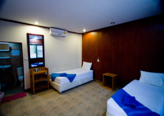Air Con Room with 2 Single Beds