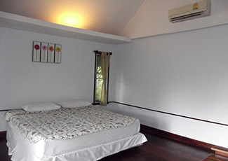 Garden Suite with 1 Double Bed