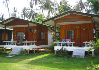 BUNGALOW AT BLUE LOTUS RESORT