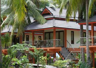 Deluxe Garden Villa Bungalow