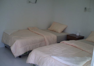 ROOM TYPE C WITH 2 SINGLE BEDS