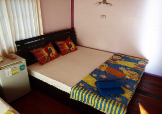 SUPERIOR AIR CON GARDEN VIEW BUNGALOWS 1 DOUBLE BED