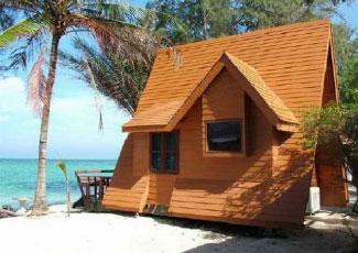 DELUXE BEACH FRONT BUNGALOW