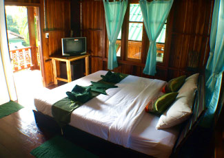 BUNGALOW WITH 1 DOUBLE BED
