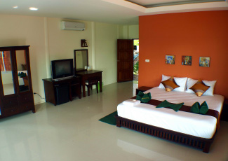 SEA VIEW SUITE BUILDING ROOM