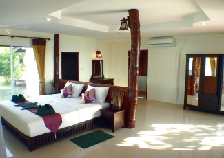 BEACH FRONT SUITE VILLA