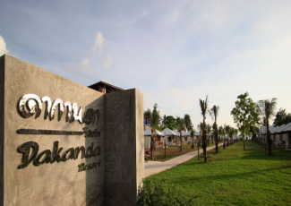Welcome to Da Kanda Villa Beach Resort