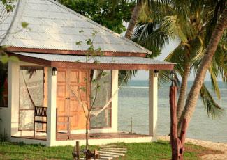 Luxury Villa with Private Balcony