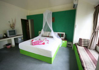 Villa with one Double Bed