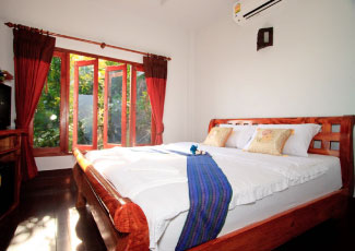 SEA VIEW BUNGALOW 1 DOUBLE BED