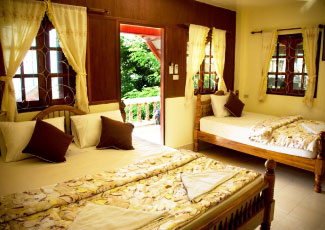 SUN VIEW BUNGALOW WITH 2 BEDS (1D/1S)