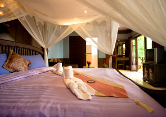 LUXURY ROOM AT RIN BEACH RESORT