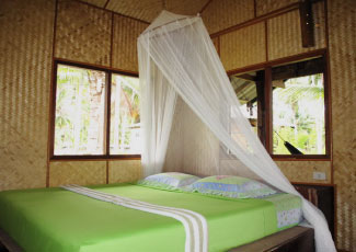 FAN BUNGALOW WITH 1 DOUBLE BED