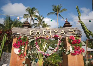 Welcom to Pariya Resort & Villas