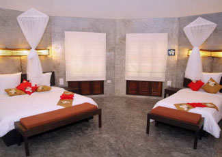Villa with 1 Double Bed and Additional Bed
